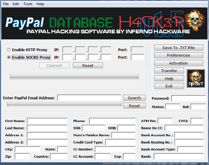 paypal hack.exe download