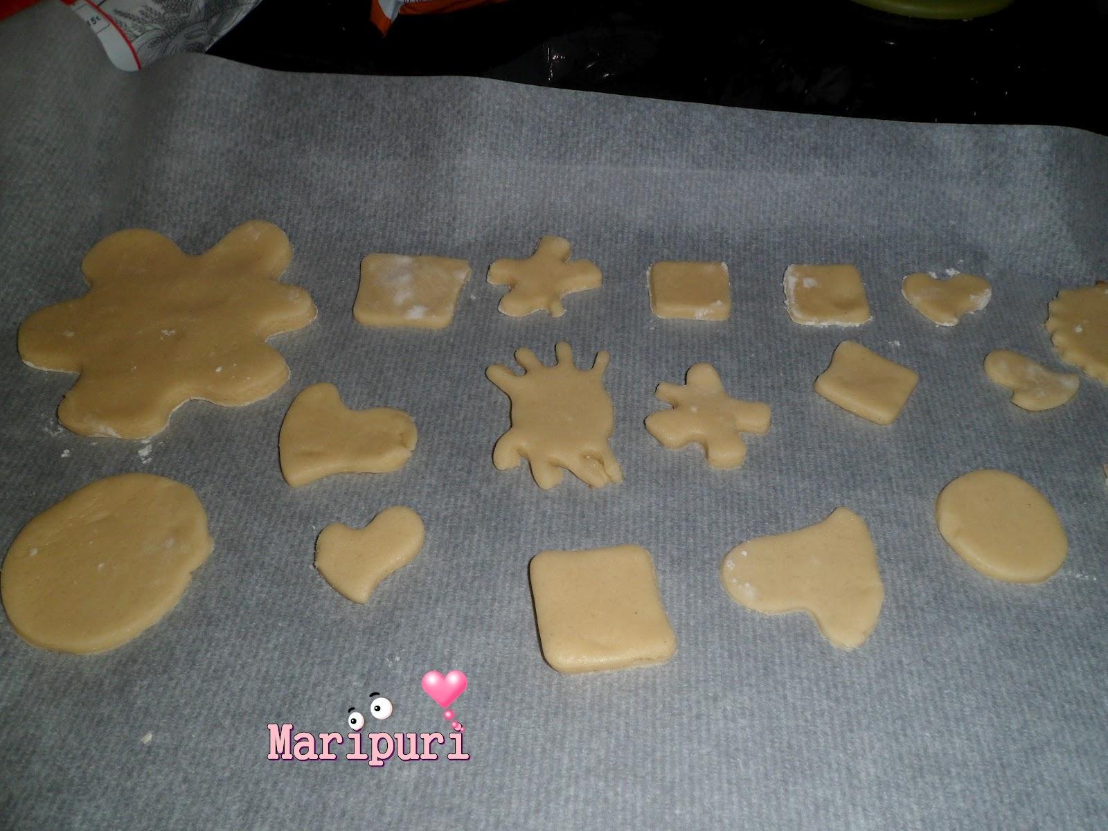 Una maripuri en la cocina taller de galletas for La cocina taller