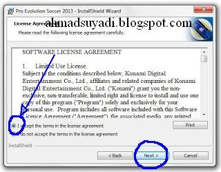 Cara Install PES 2013 Pada Komputer Dan Laptop