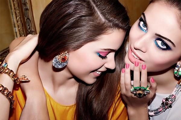 Shourouk para Sephora coleção de maquiagem com designer de joia