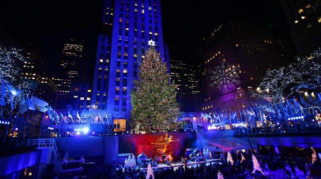 rockefeller tree 2012