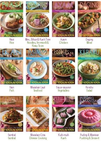 Buku Masakan Terbaru 2016