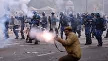 Police Firing in Assam; One Killed