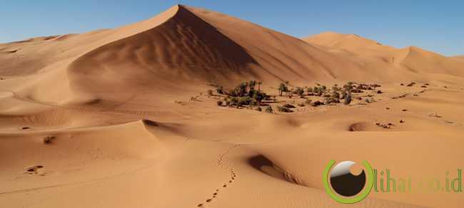 Erg Chebbi - Maroko