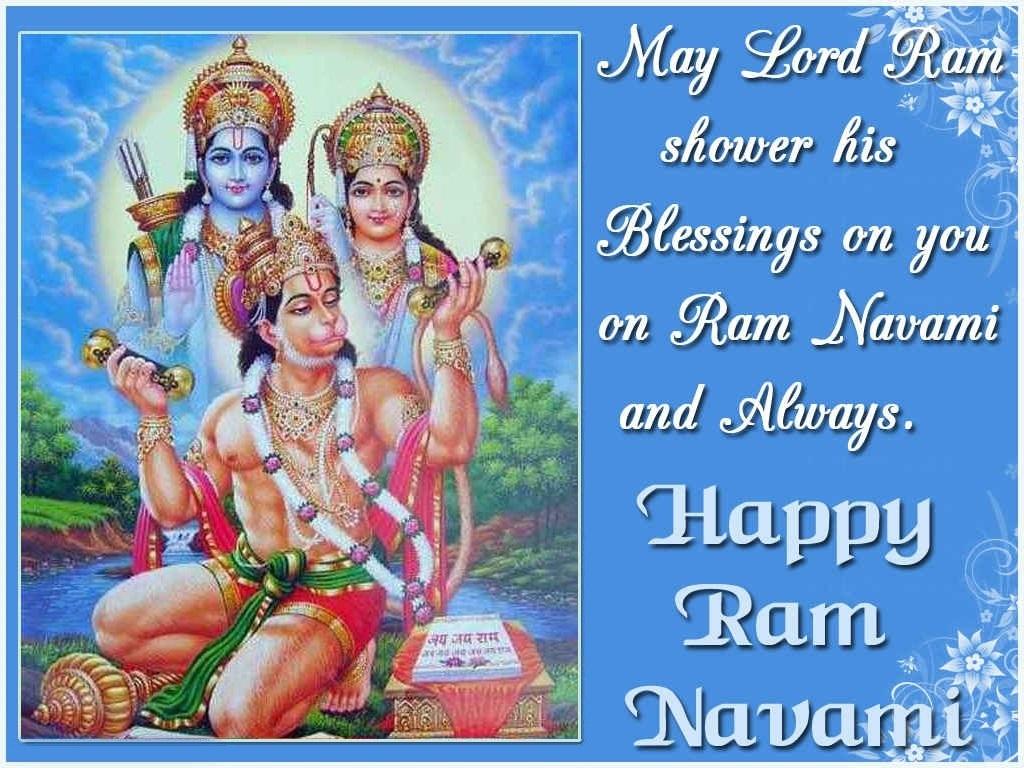 Khushi For Life Wonderful Ram Navami Wishes Beautiful Photo Images