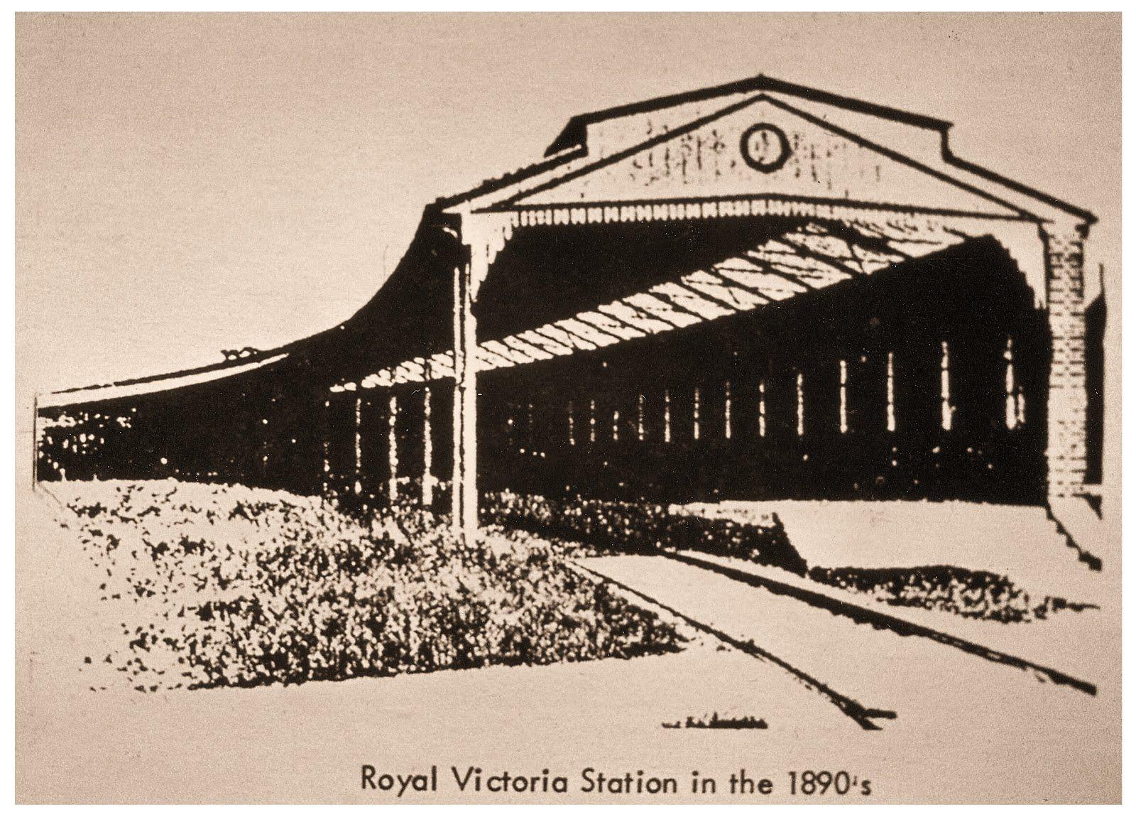 Royal Victoria Station RCY