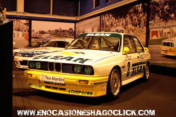 BMW M3 E30 Campeonato de España de Turismos