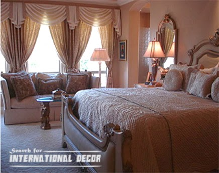 bedroom curtains,window treatments,bedroom curtain ideas
