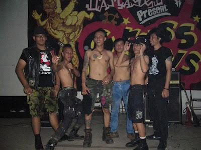 marjinal band