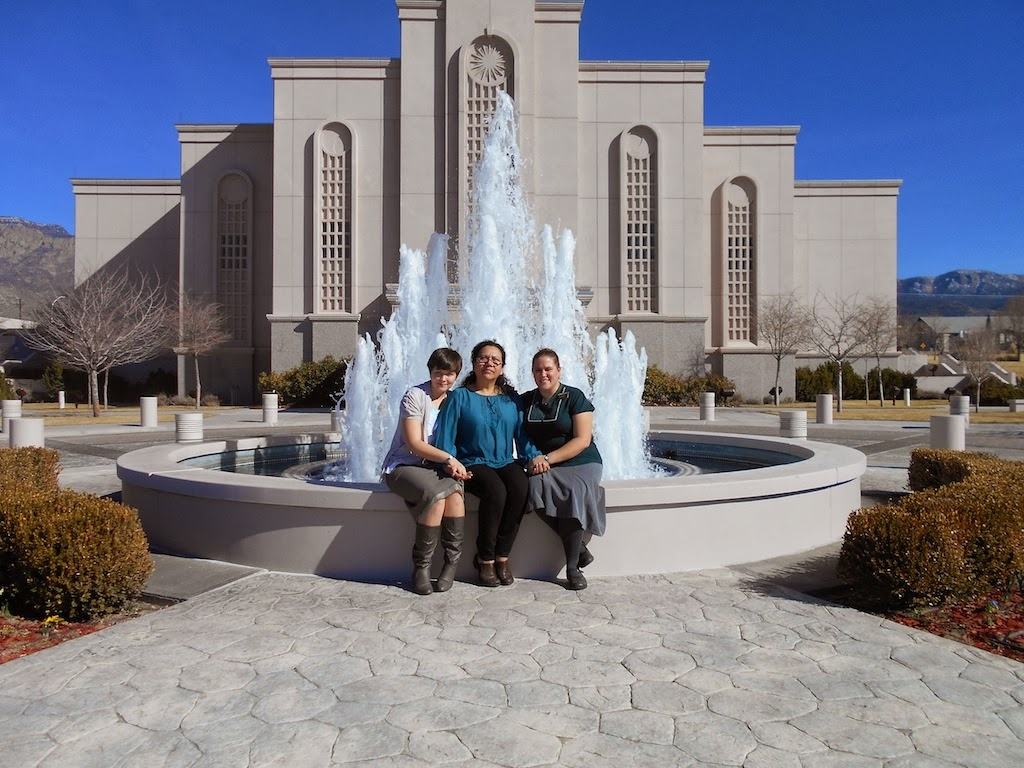 Hermana Katie Klaus - Albuquerque NM Mission