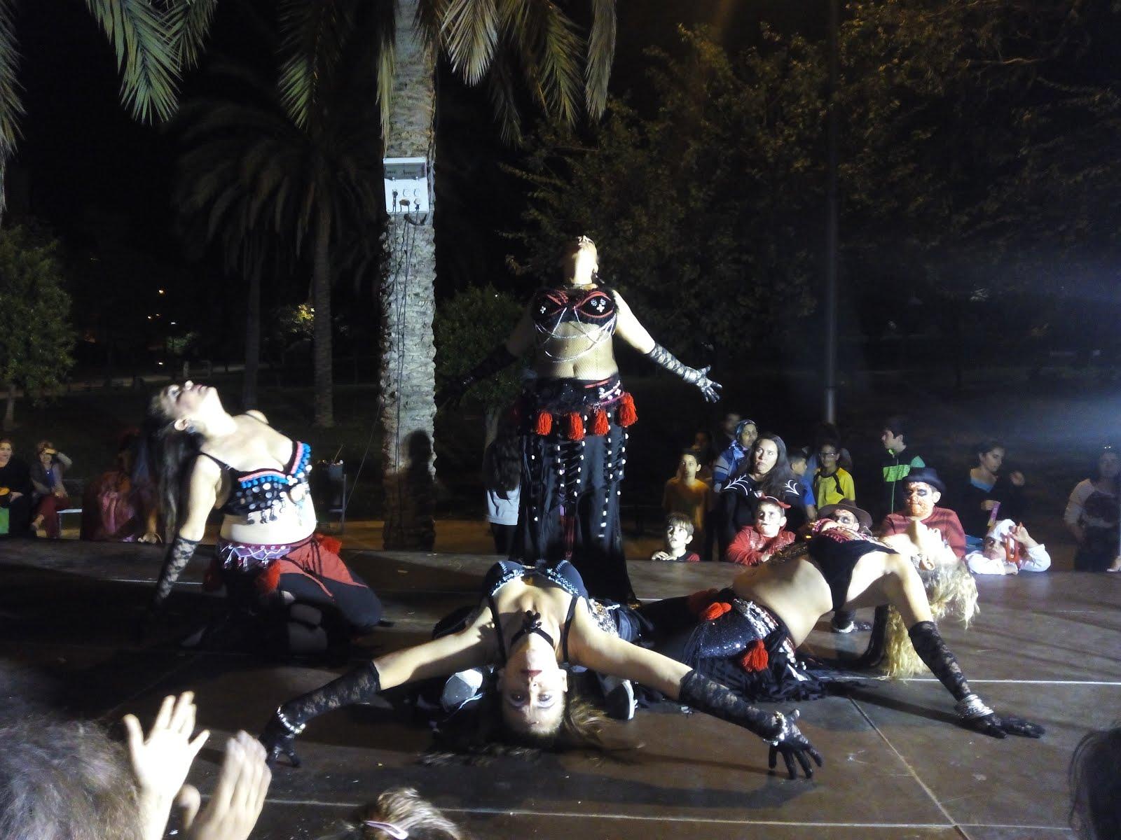 Halloween 2014 en Parque San Miguel