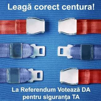 Tony Berbece 🔴 Asigură-te că tu și casa ta veți vota pentru un viitor curat la Referendum