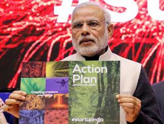 Narendra Modi's startup action plan