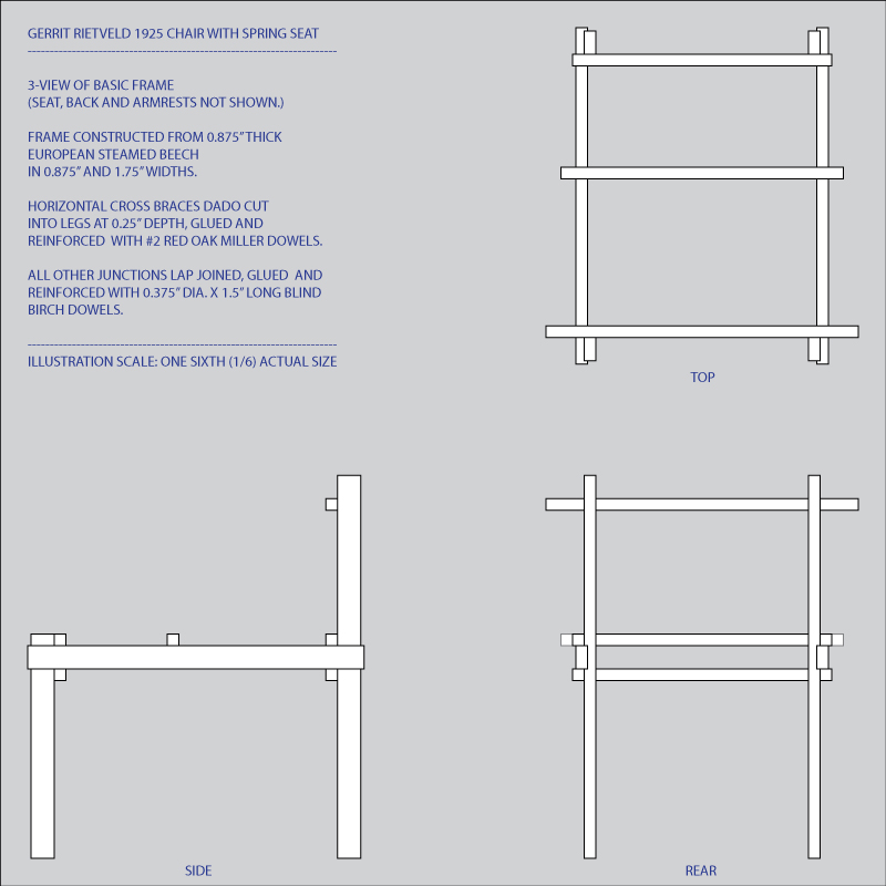 rietveld chair plans | Woodworking Plans and Tutorials