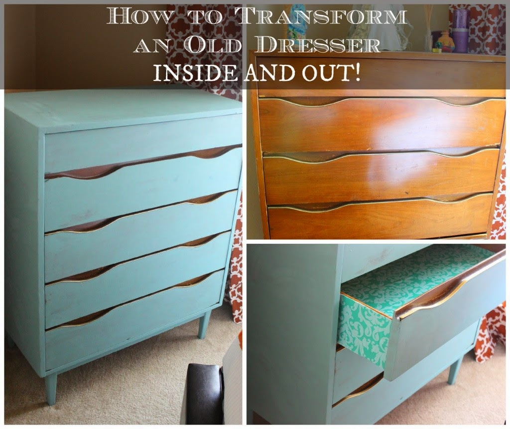 Amazing DY Furniture Makeovers & Do Tell Tuesday on Diane's Vintage Zest!