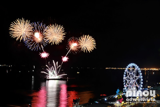 Philippines Photos Pyromusical Competition 2015 Mall of Asia