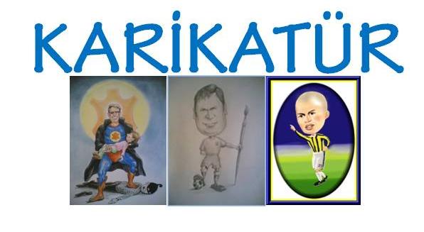 Karikatür Grafiker