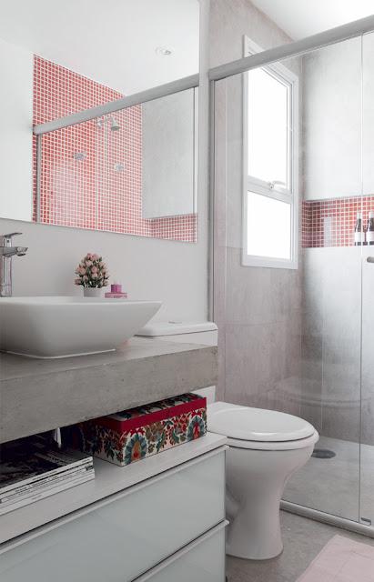 mil ideias 6 Idéias para banheiros -> Banheiros Bem Modernos