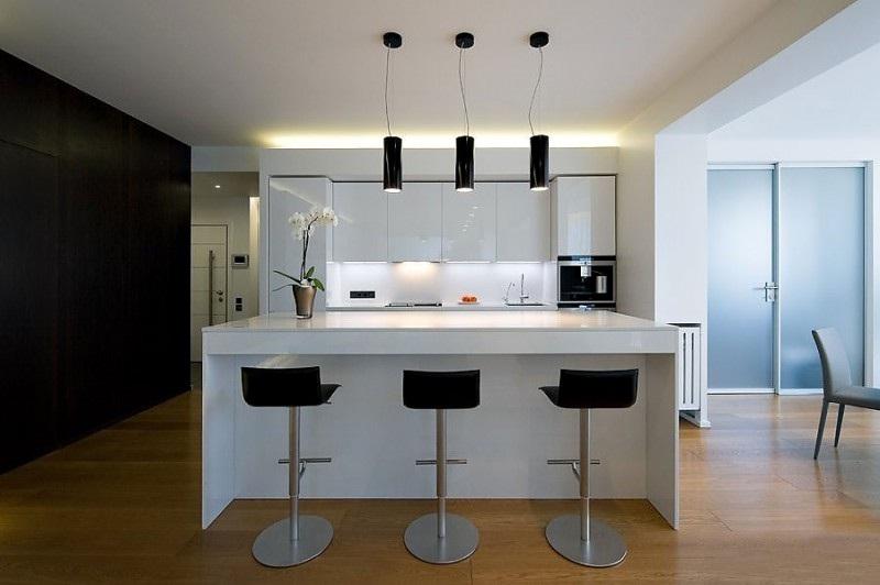 Decoracion de interiores de departamentos minimalistas for Apartamentos modernos minimalistas