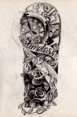 free design tattoo sleeve