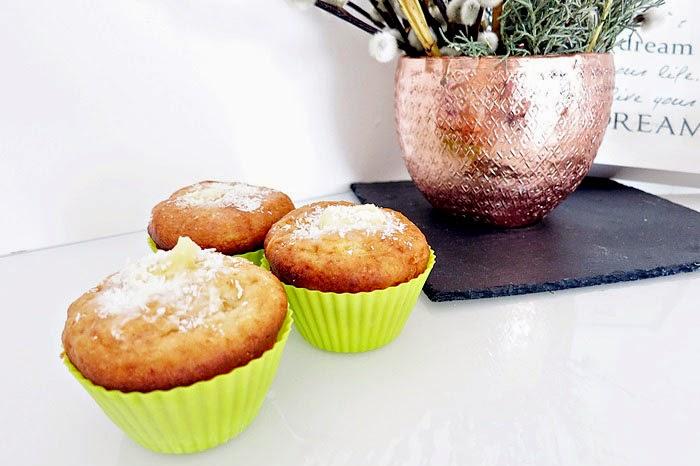 Ananas Kokos Muffins