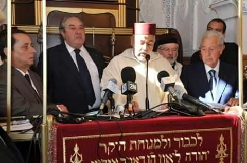 بنكيران الصديق الحميم لليهود و الصهاينة
