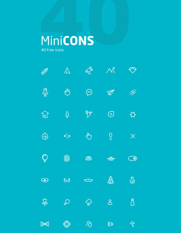 40 PSD MiniCONS