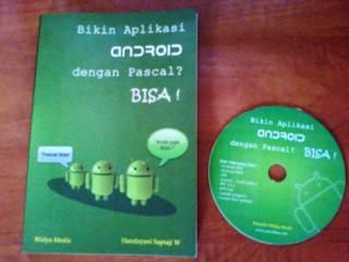 Buku Aplikasi Android dengan Pascal