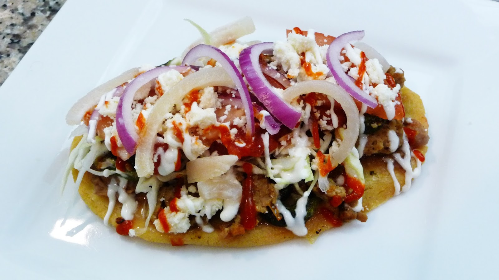 Mexican street food huaraches mexican recipe easy cooking mexican street food huaraches mexican recipe forumfinder Gallery