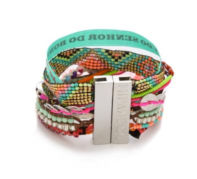 The It-it: Hipanema Bracelet