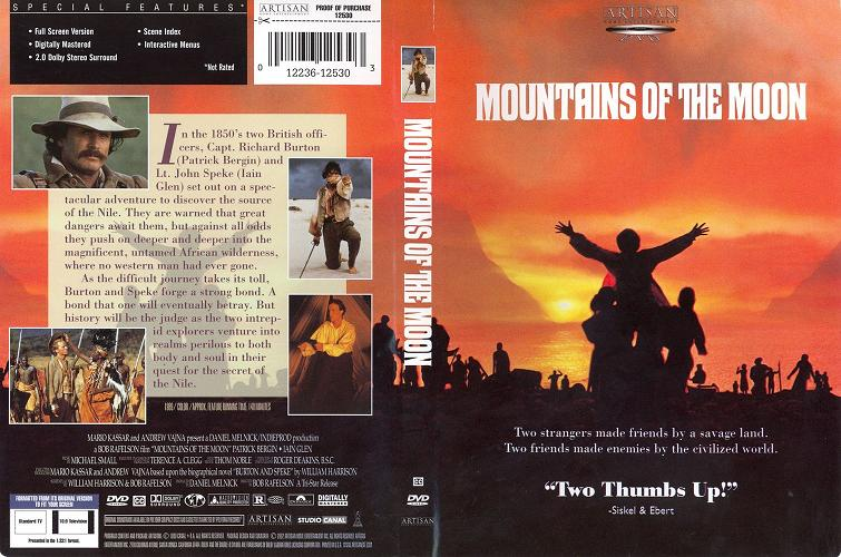 movies music free mountains of the moon 1990 dvdrip. Black Bedroom Furniture Sets. Home Design Ideas