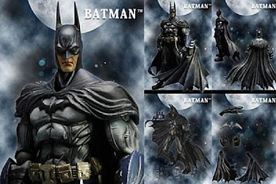 Play Arts Kai Batman Arkham Asylum