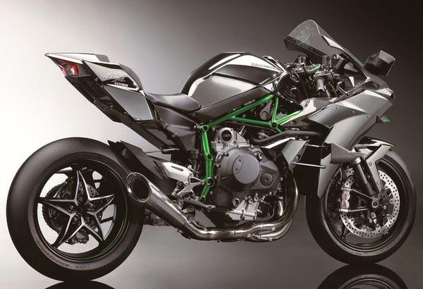 Kawasaki H2R Ninja