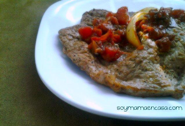 receta fácil para hacer bistec suave y jugoso