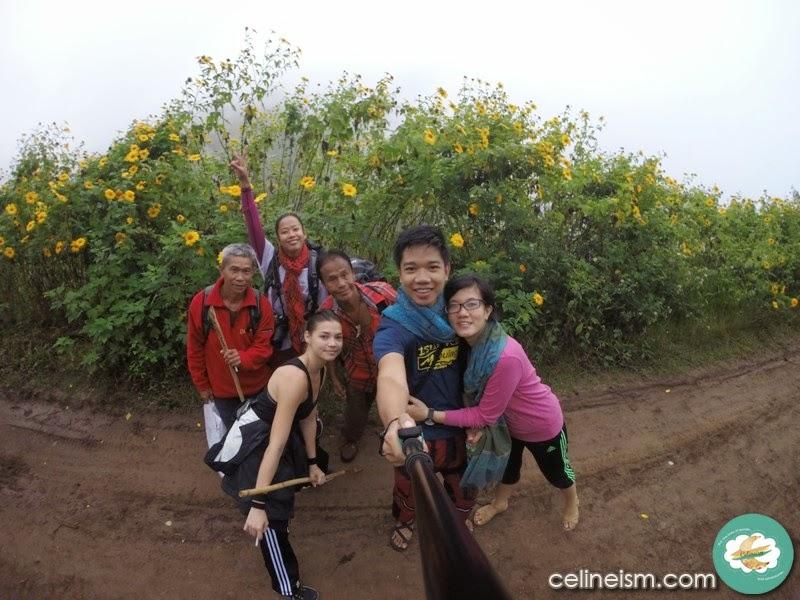 Rhian Ramos in Buscalan Whang-Od