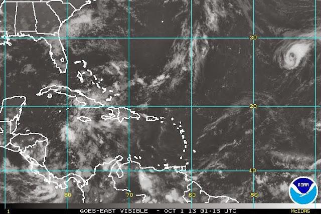Pronostican lluvias intensas en la Península desde este martes