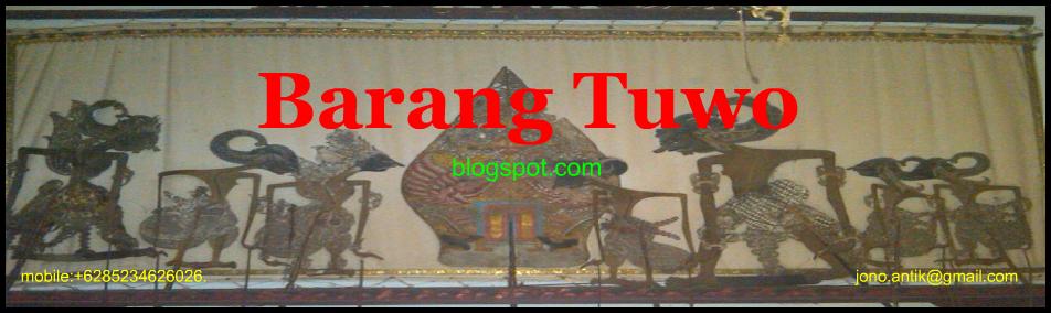 Barang Tuwo