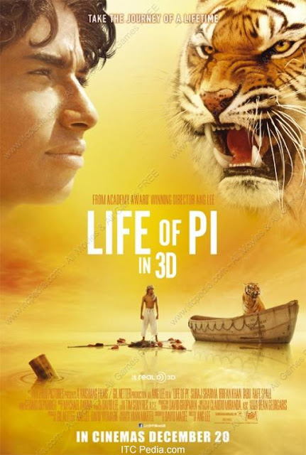 Life Of Pi 2012 DVDRiP AC3 XViD - PTpOWeR