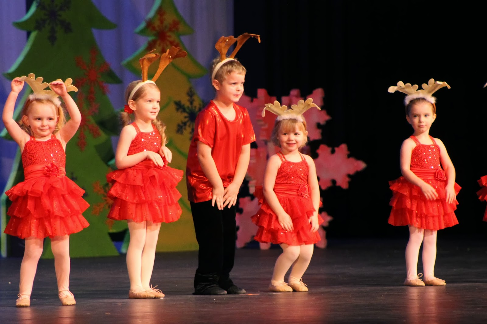 Twelve Makes a Dozen: Dance Recital 2013