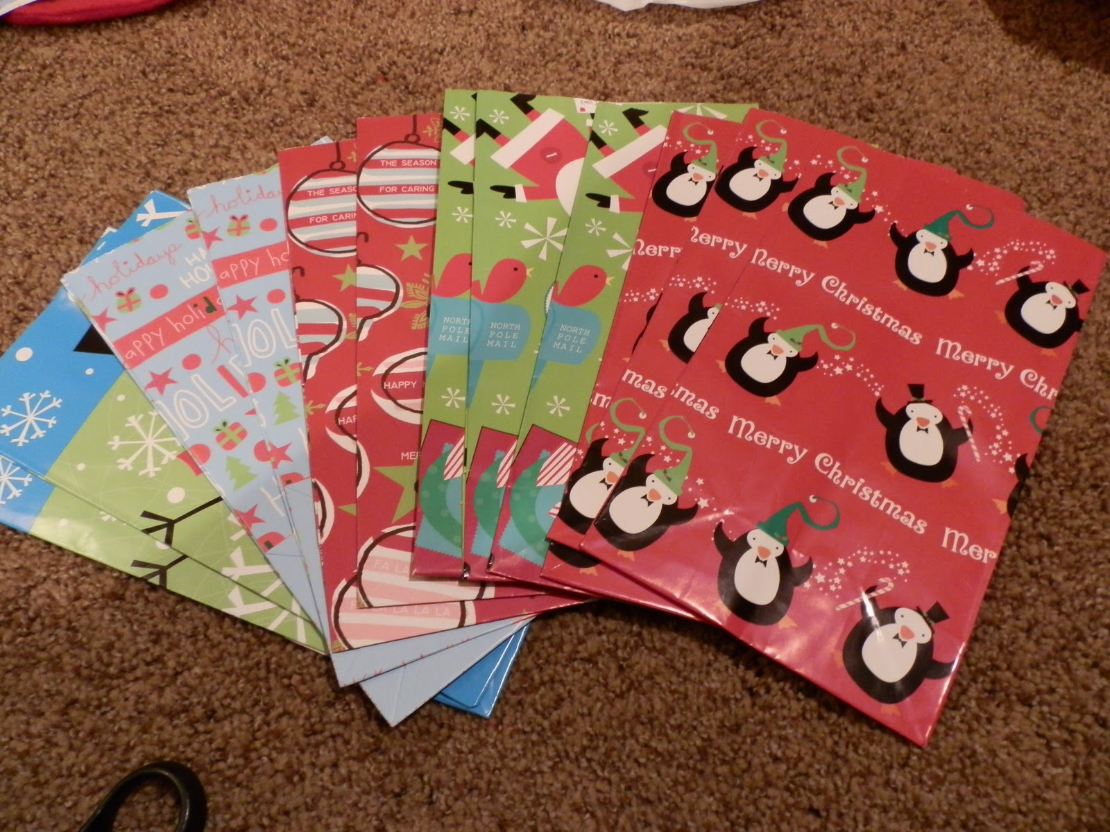 Prepared lds family christmas gifts for my missionary november 16 2012 negle Images