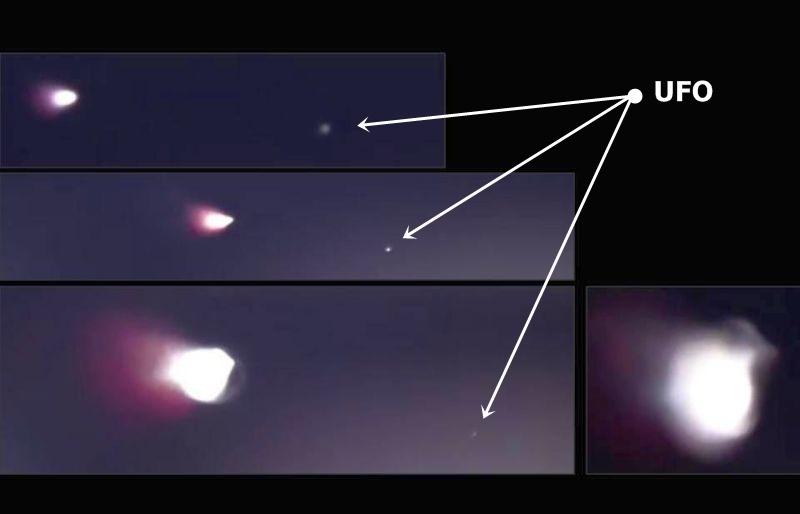 Risultati immagini per missile nucleare,ufo