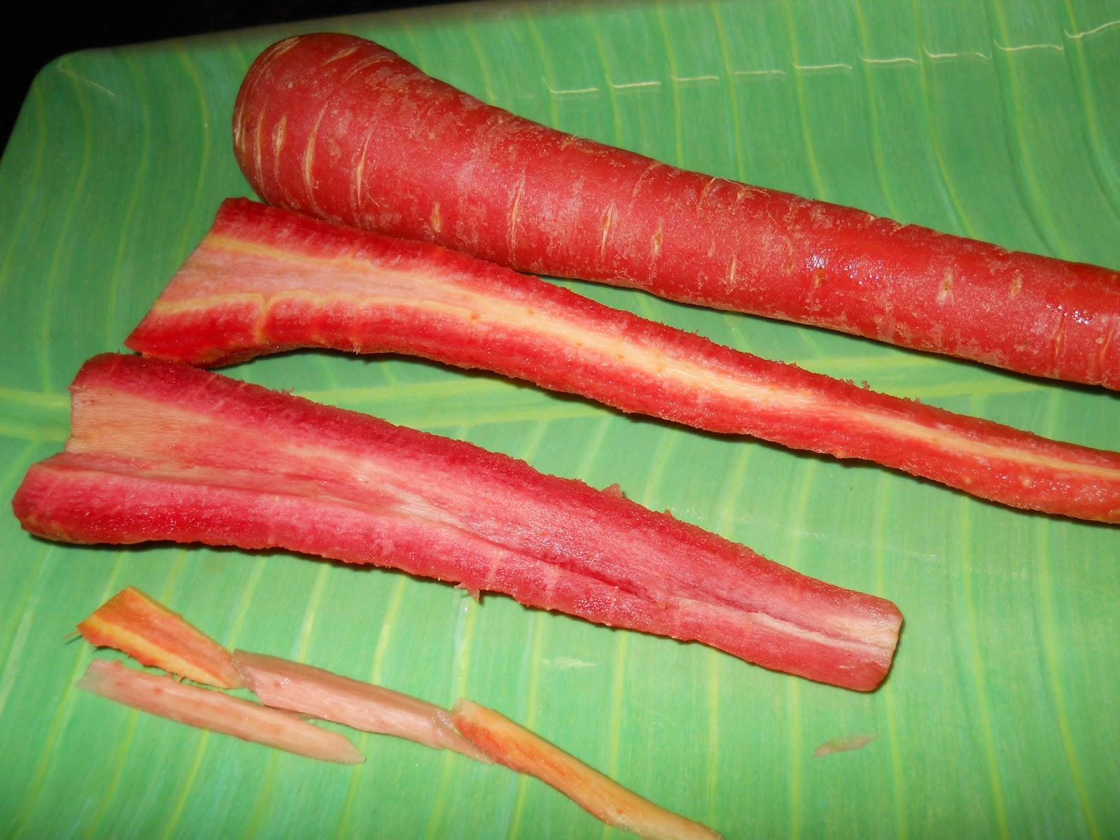 how to make carrot halwa in hindi