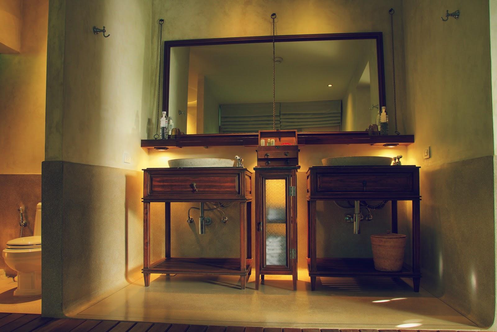 le meridian koh samui bathroom