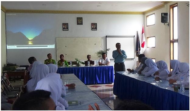 Kunjungan Universitas Negeri Jember