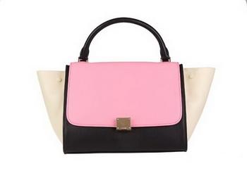celine handbags online shop - parishandbags blog: Celine Trapeze Handbag Cowhide & Nubuck ...