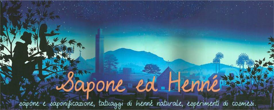 Sapone ed Henné