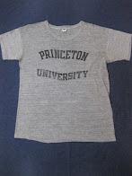 画像① ~60's               「PRINCETON UNIVERSITY」               PRINTED Tee SHIRTS