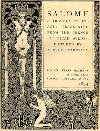 salome beardsley illustration