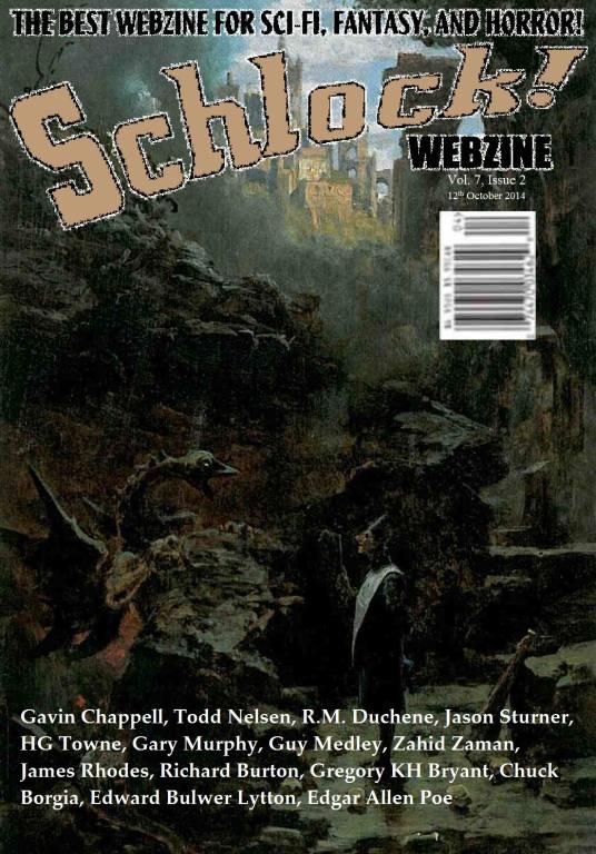 Schlock Vol 7, Iss 2