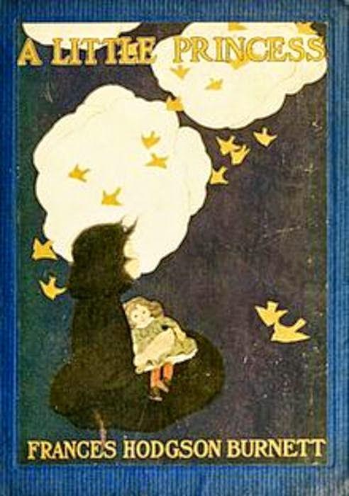 Christmas Reading list A Little Princess by Francis Hodgson Burnett